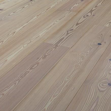 Wallmann Wood Line Lamelplank lærk, Børstet Hvidolie