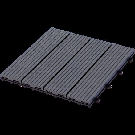 Terrasseflise Komposit 30×30 cm