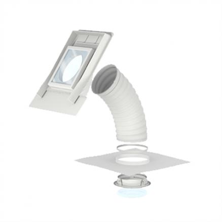 Velux lystunnel til skråt tag - TWF 2010 - Fleksibelt rør