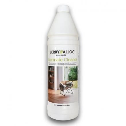 BerryAlloc Cleaner Plus til rengøring af BerryAlloc Laminatgulve. Køb hos netbyggemarked.dk