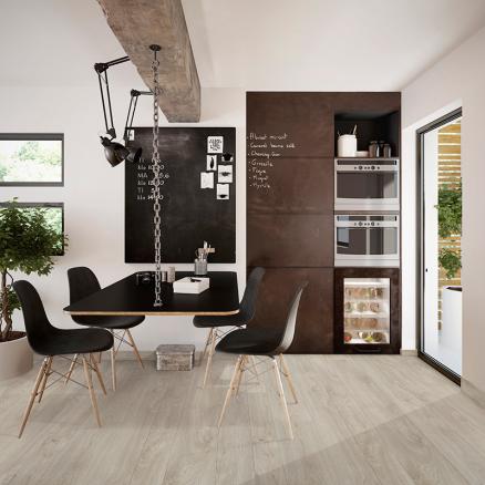 Få et hjem der oser af kvalitet med laminatgulve fra BerryAlloc.