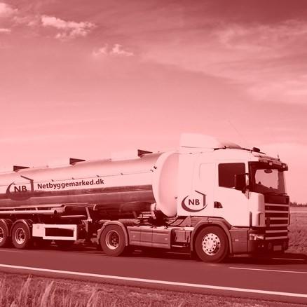 Få leveret fyringsolie endnu hurtigere med en hastelevering fra Netbyggemarked.dk