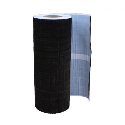Easy Flex inddækning i sort/antracit fra Netbyggemarked.dk. Køb billige byggematerialer hos os.
