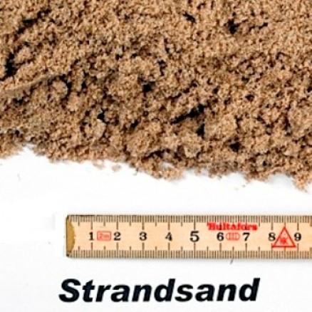 Strandsand i bigbag til sandkasser og belægning. Køb billigst hos Netbyggemarked.dk