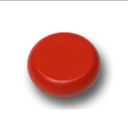 Dano Mast flagknop træ - Rød