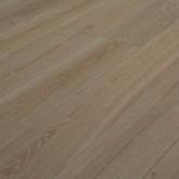 Wallmann Wood Line Lamelplank Eg Børstet Hvid matlak, Natur