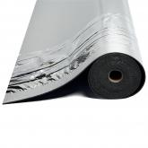 Wallmann NO NOISE® Extreme gulvunderlag med dampspærre og alu-overlap