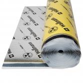 Wallmann NO NOISE® Radonspærre - 3i1 gulvunderlag (Støjdæmpning, dampsærre og radonspærre)