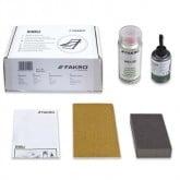 FAKRO Servicesæt - hvide ovenlysvinduer
