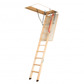 FAKRO LWK Komfort lofttrappe 3 segmenter