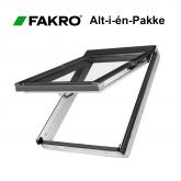 FAKRO vippevindue 78x140cm FPW-V Max U3E PreSelect - PAKKETILBUD