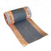 Rygningsbånd 0,3 x 5 m i kobber. Køb billige byggematerialer hos Netbyggemarked.dk